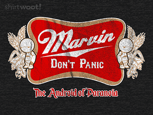 Woot!: Marvin High Life