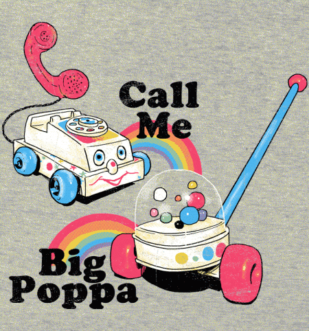 BustedTees: Call Me Big Poppa