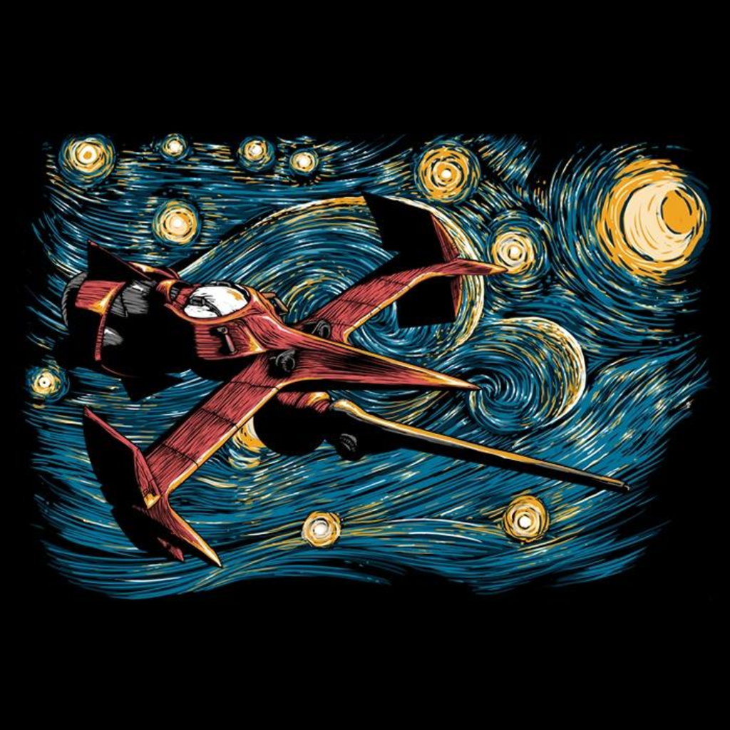 Once Upon a Tee: Starry Cowboy