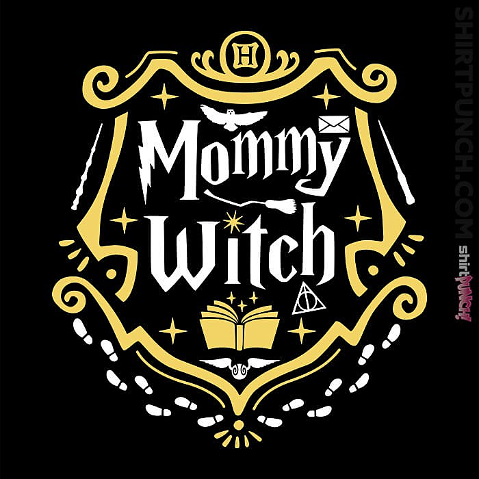 ShirtPunch: Mommy Witch