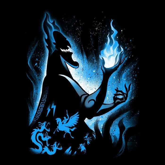 Once Upon a Tee: Lord of the Underworld