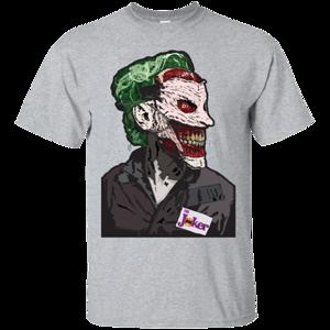 Pop-Up Tee: Masked Joker