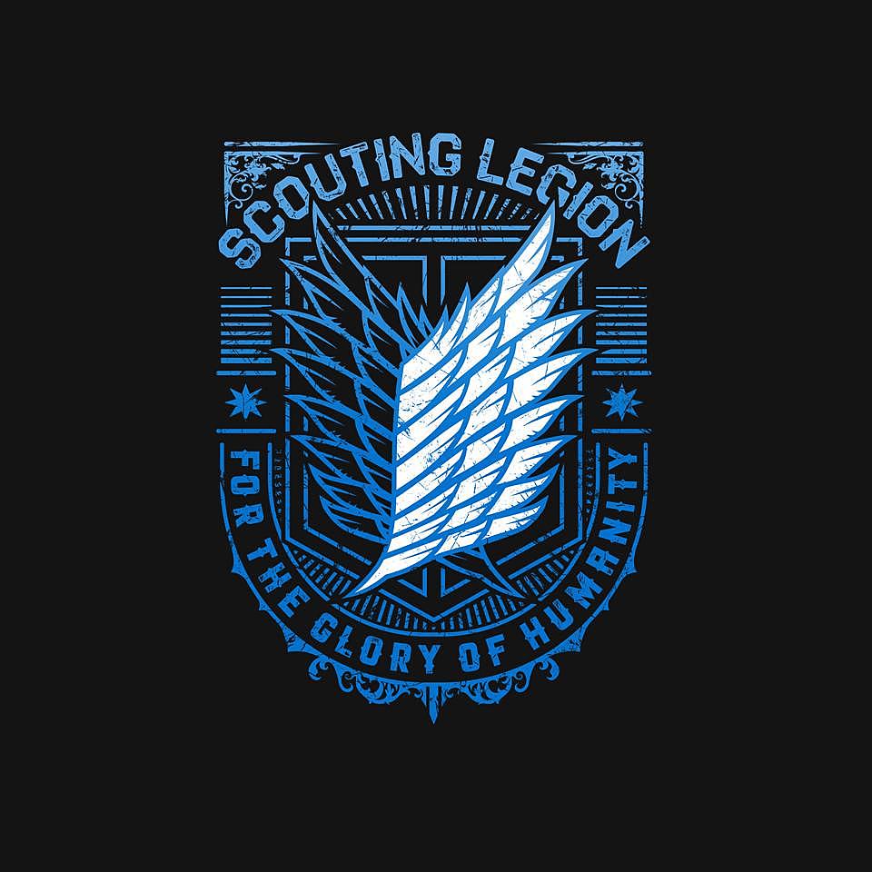 TeeFury: Scouting Legion