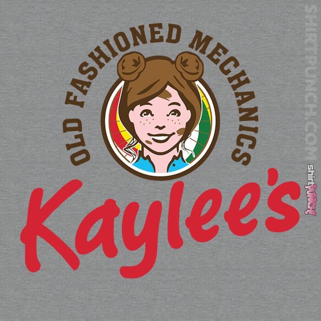 ShirtPunch: Kaylee's