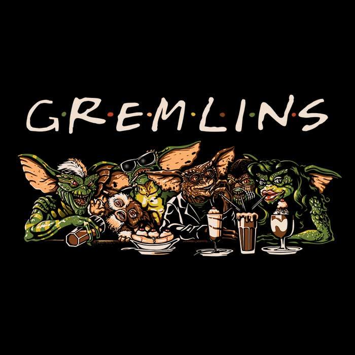 Once Upon a Tee: The One With the Gremlins