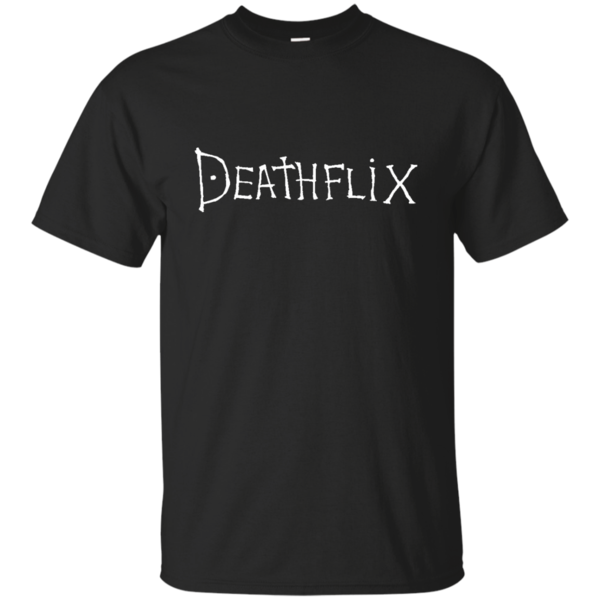 Pop-Up Tee: Deathflix