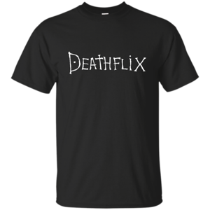 Pop-Up Tee: Deathflix