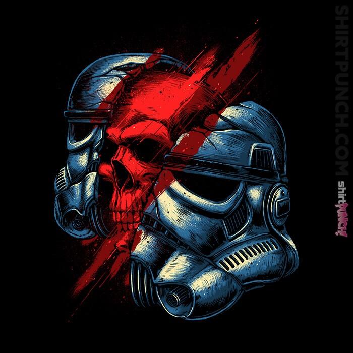 ShirtPunch: Red Storm