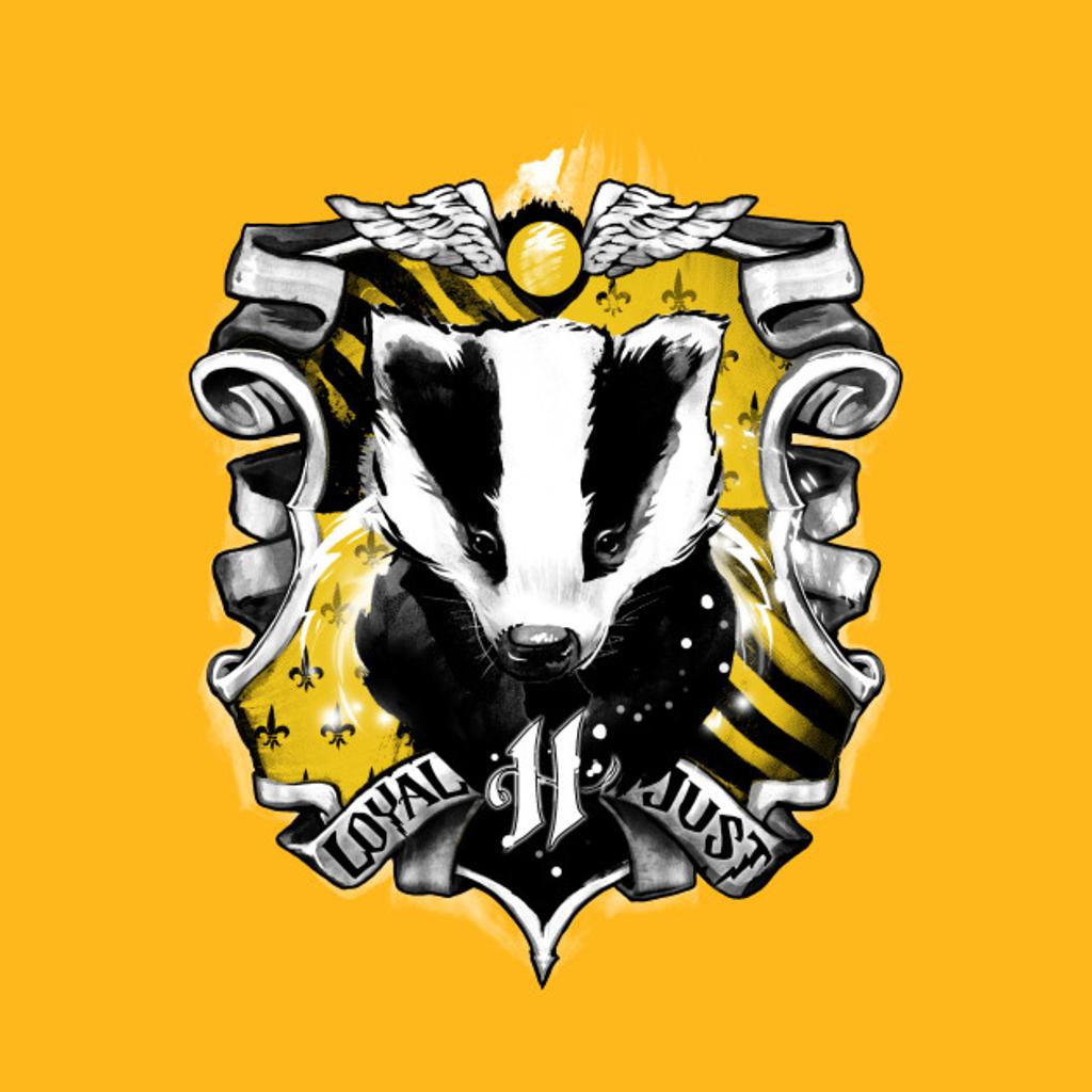 TeePublic: H-Crest
