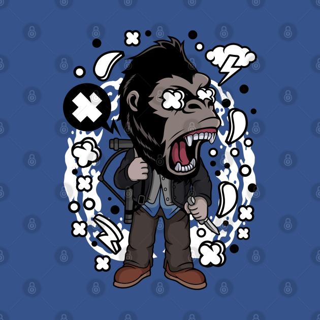 TeePublic: Gorilla Slayer