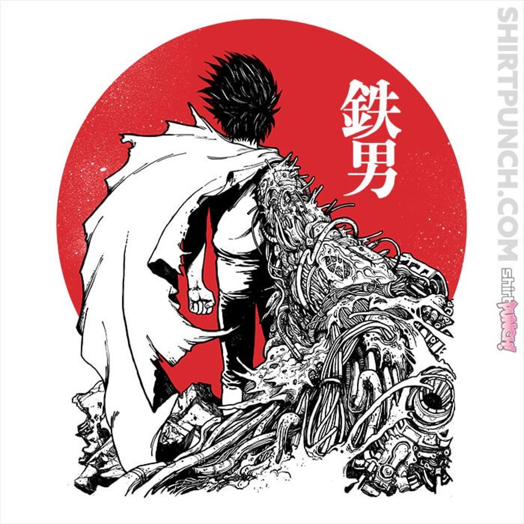 ShirtPunch: Tetsuo