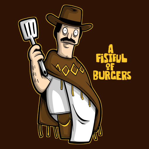 TeeFizz: A Fistful of Burgers