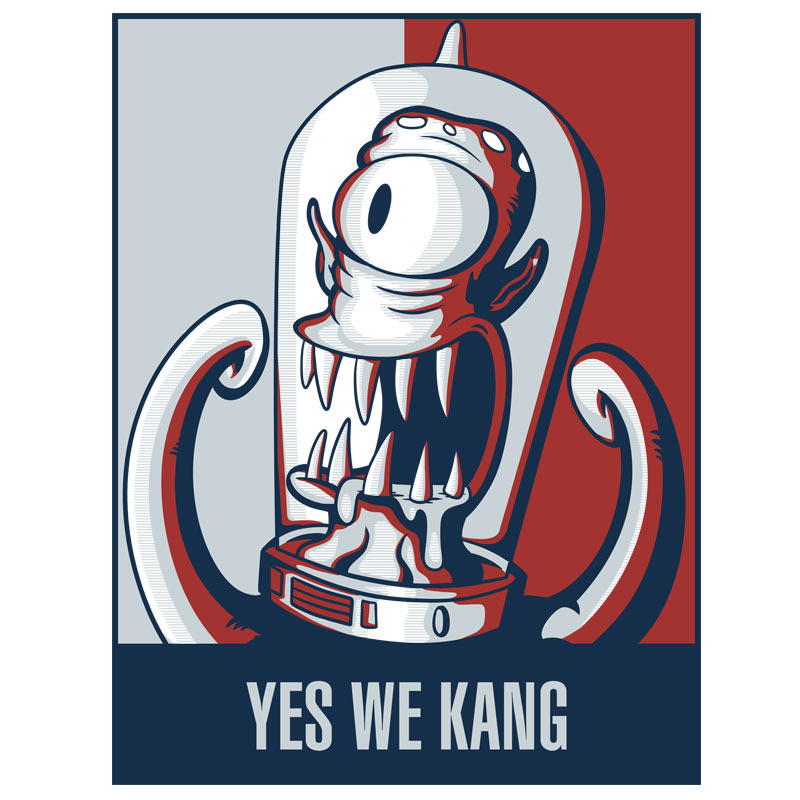 Pampling: Yes We Kang!