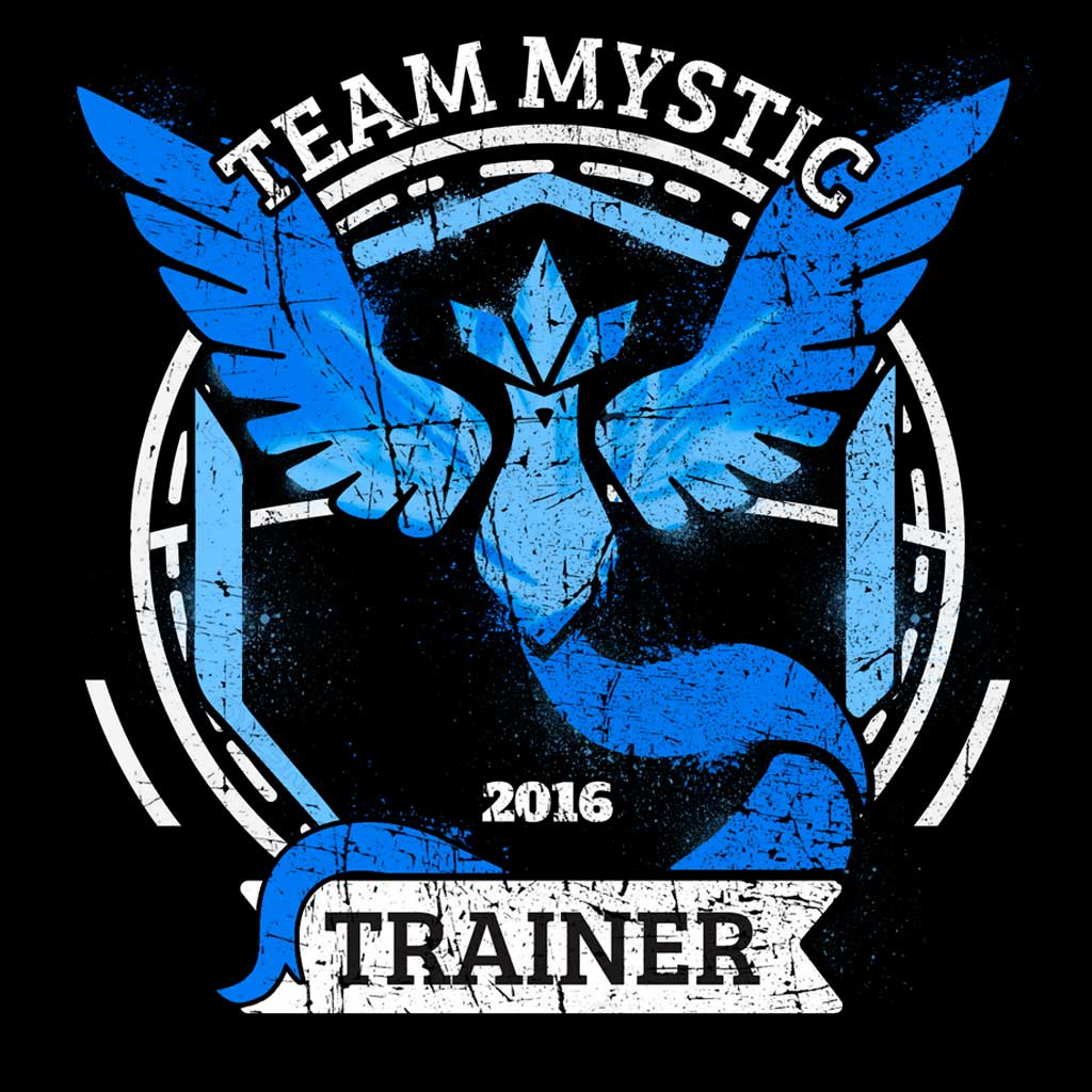TeeTee: Team Mystic