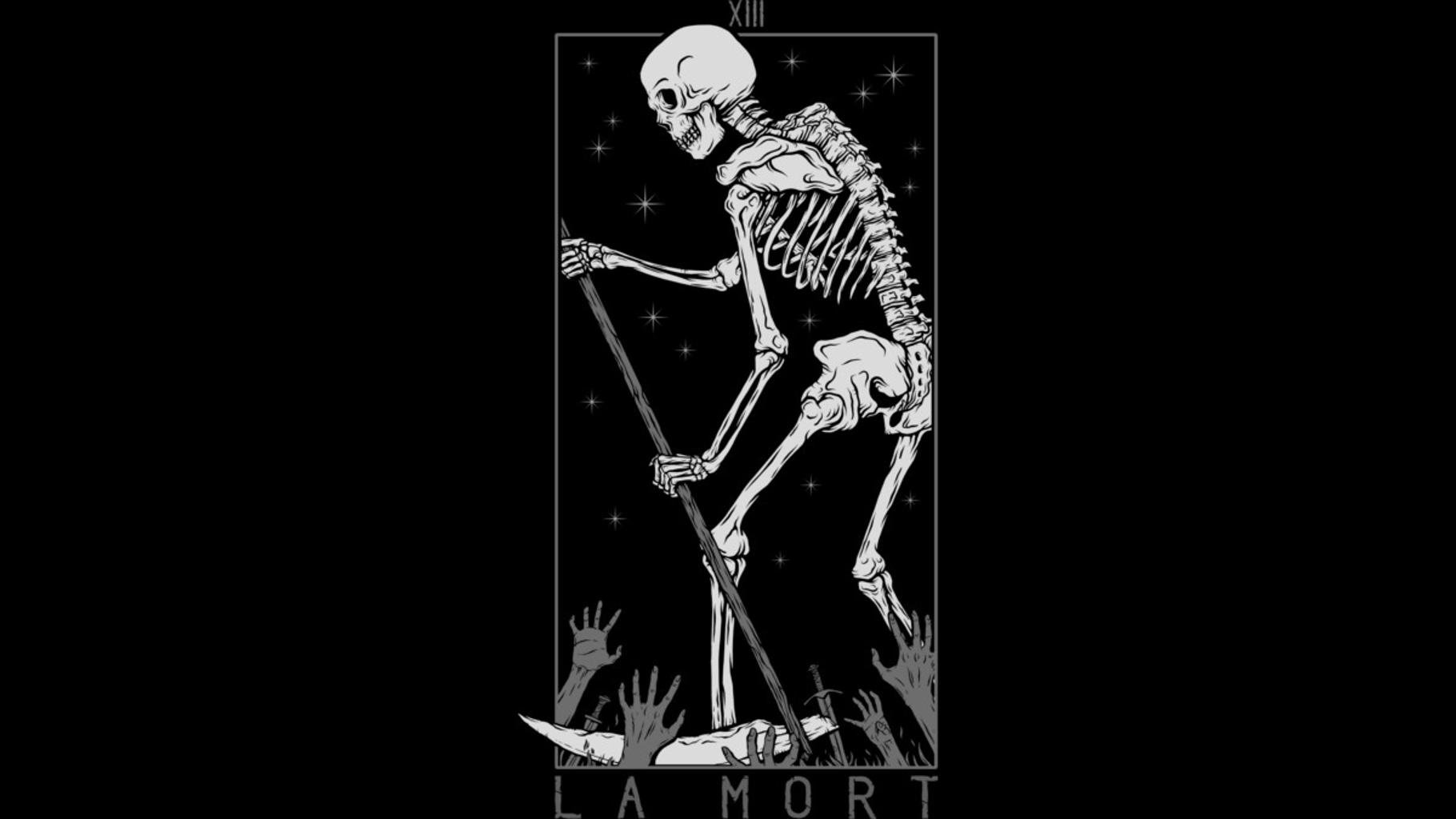 Design by Humans: La Mort