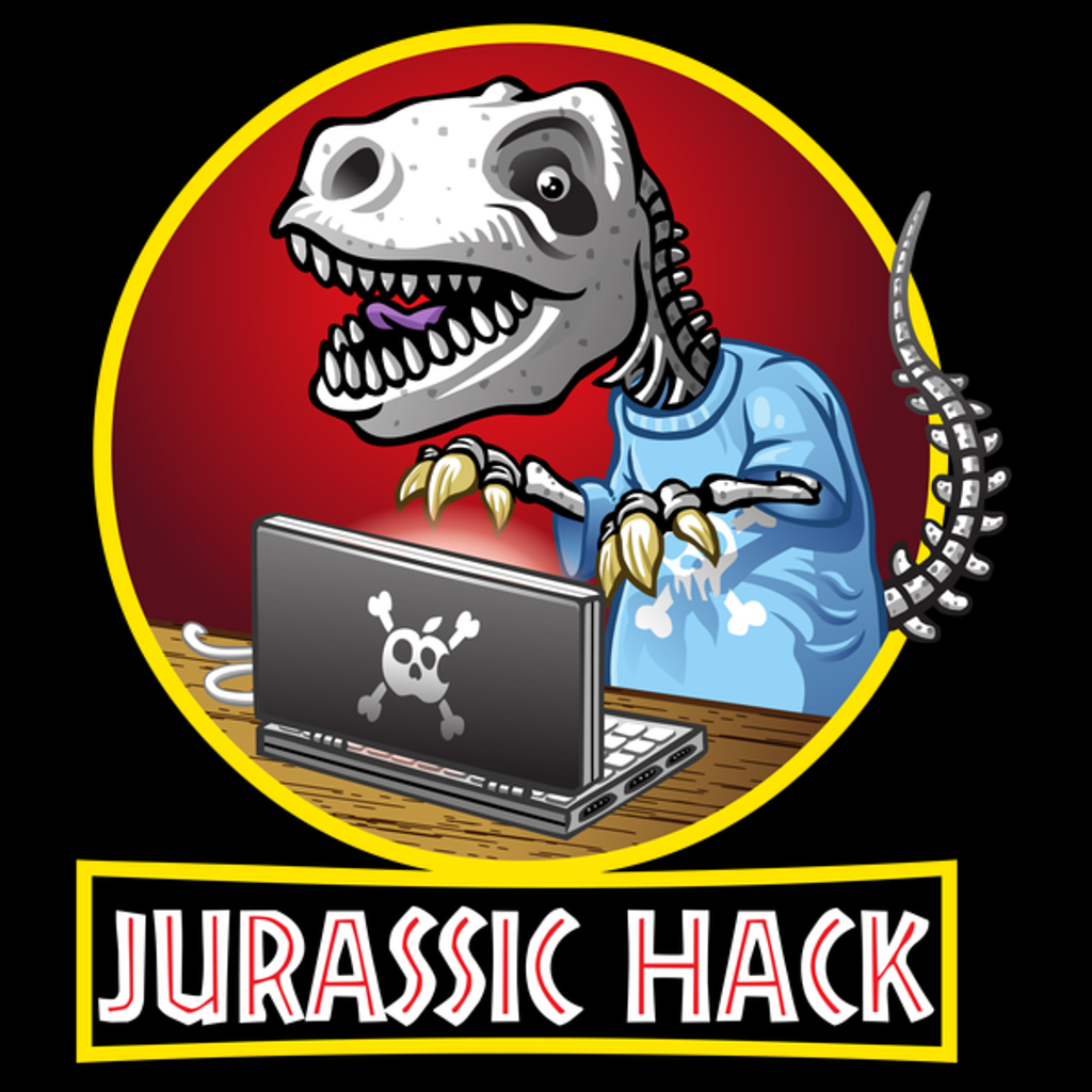 NeatoShop: Jurassic hack
