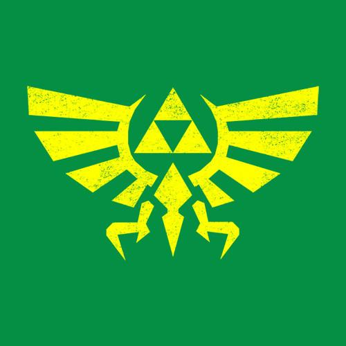 Five Finger Tees: Triforce T-Shirt