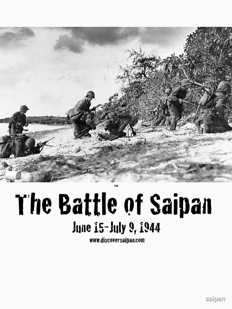 RedBubble: Battle of Saipan 75th Anniversary (1944 to 2019)