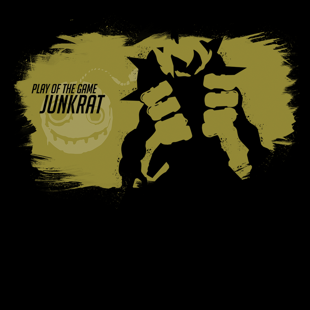 Pop-Up Tee: Junkrat