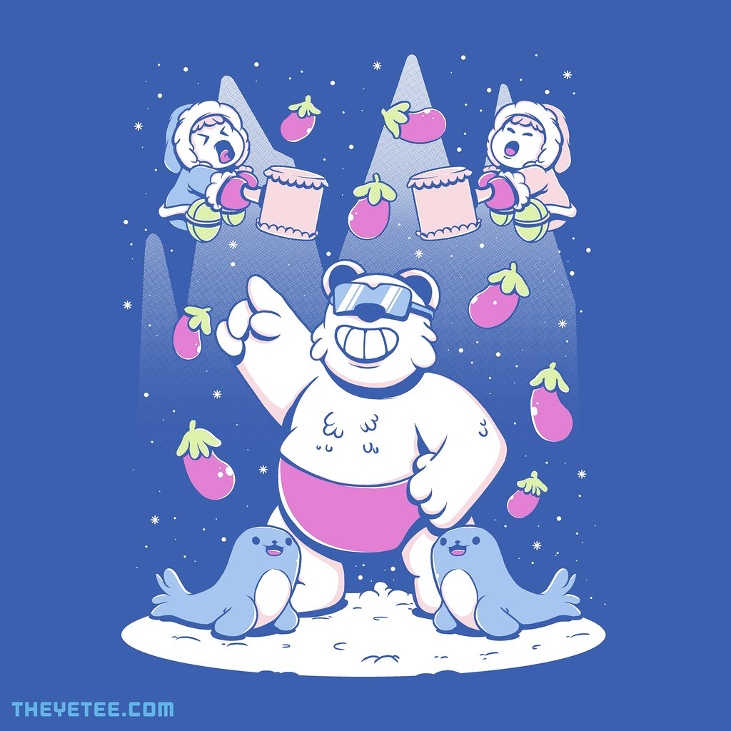 The Yetee: Climbers! by ilustrata