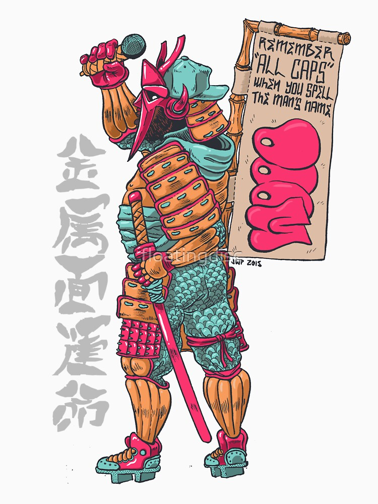RedBubble: Daimyo DOOM