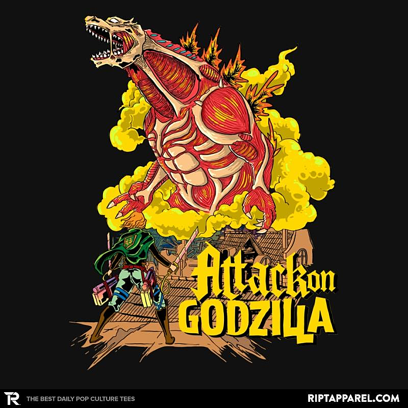 Ript: Attack on Godzilla