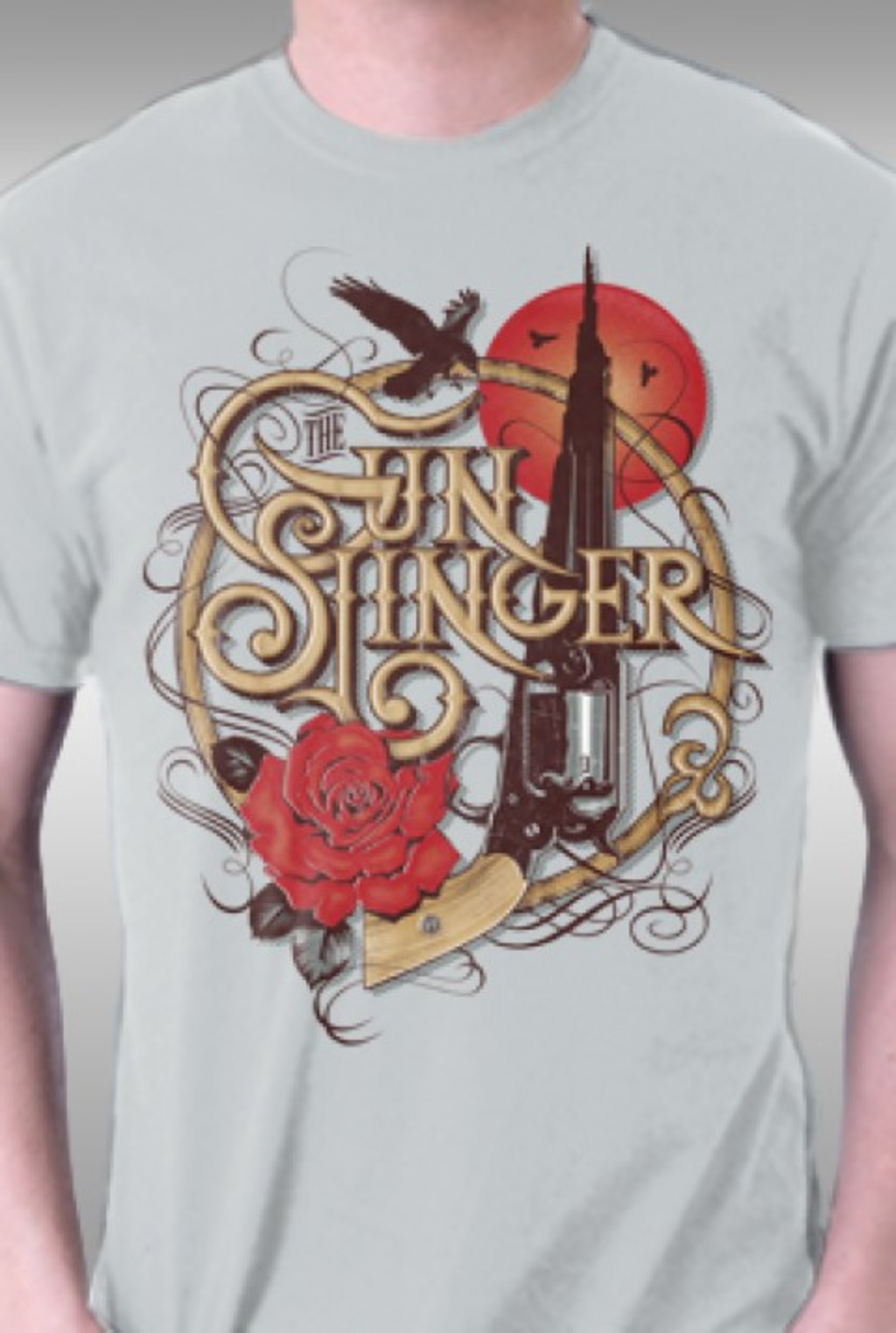 TeeFury: The Gunslinger