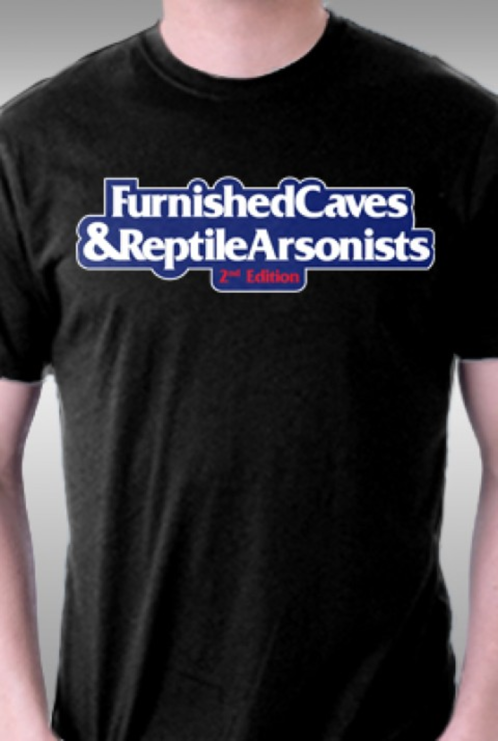 TeeFury: Furnished Caves & Reptile Arsonists