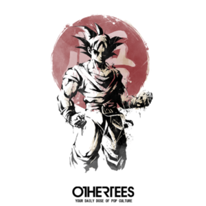 OtherTees: Saiyan Sun