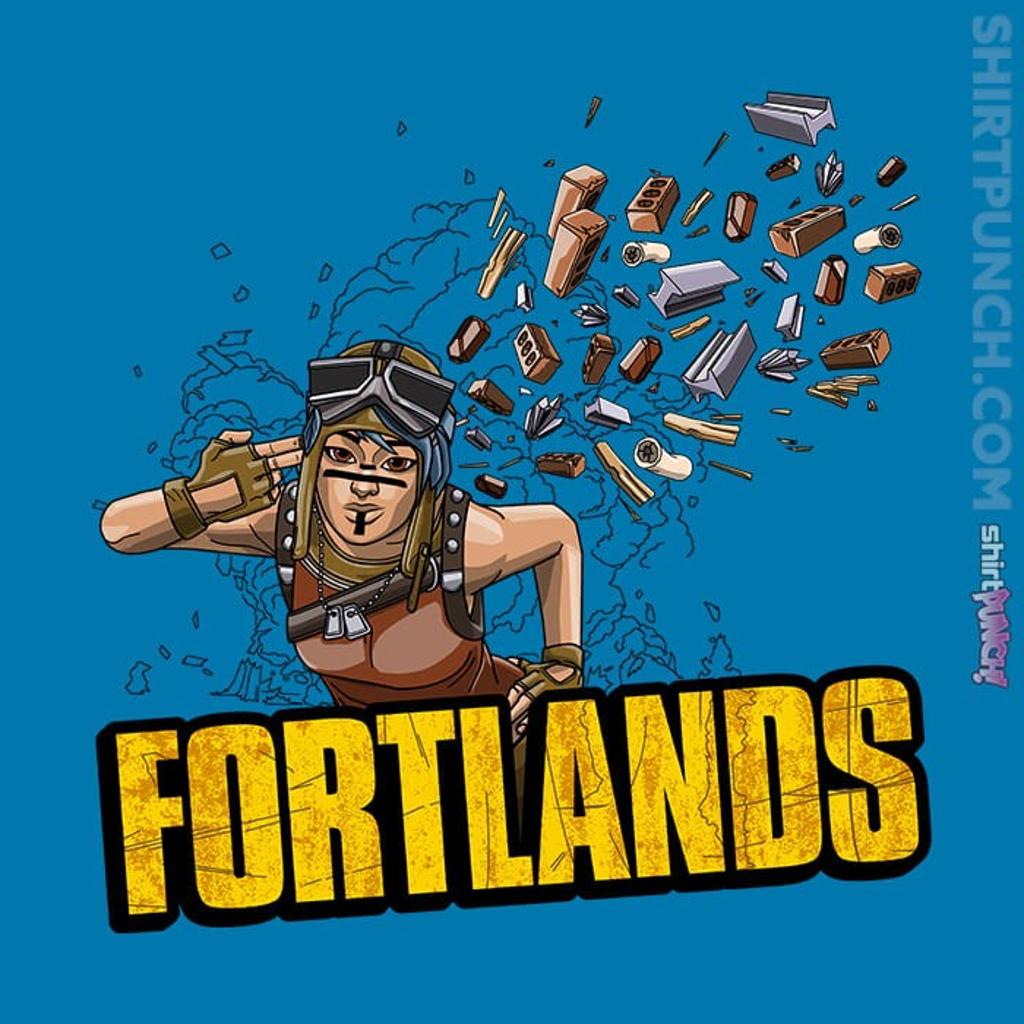ShirtPunch: Fortlands