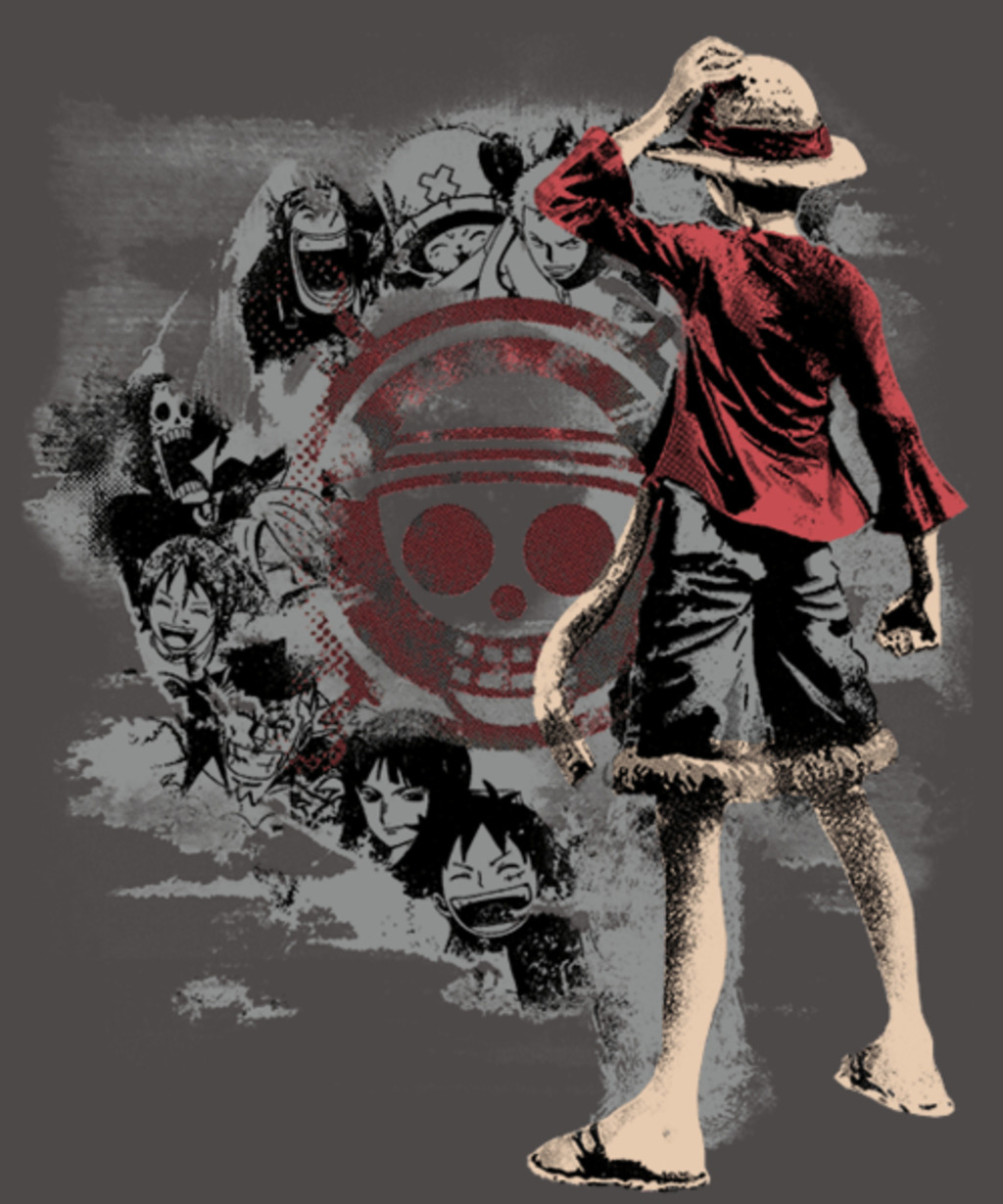 Qwertee: Straw Hats