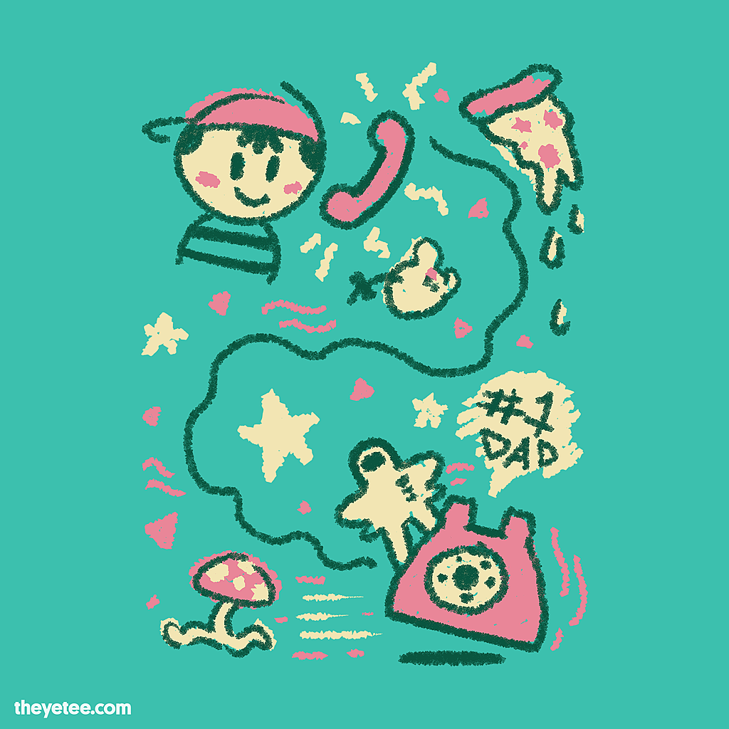 The Yetee: Psychic Crayon