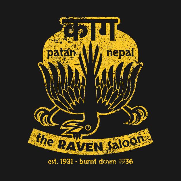 TeePublic: The Raven Saloon