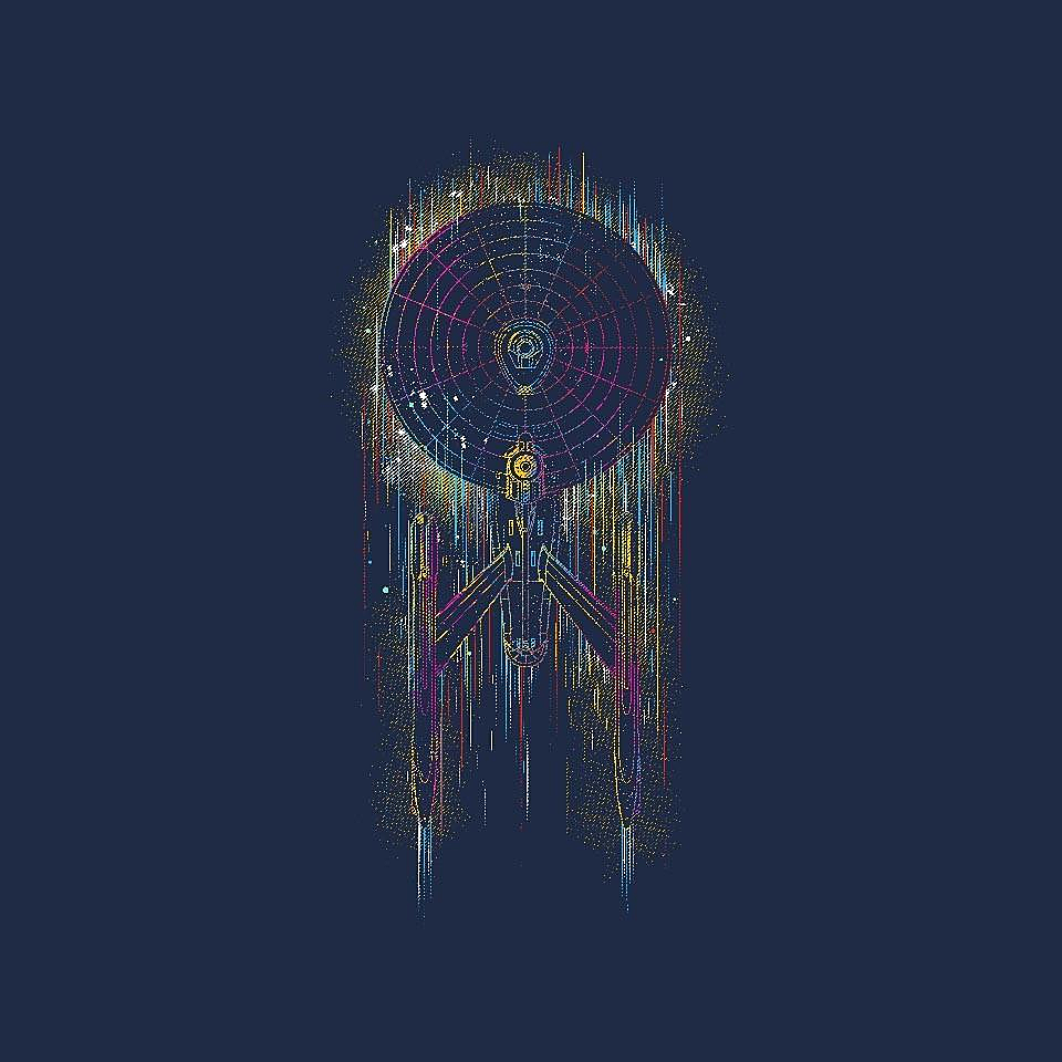 TeeFury: Neon Boldly