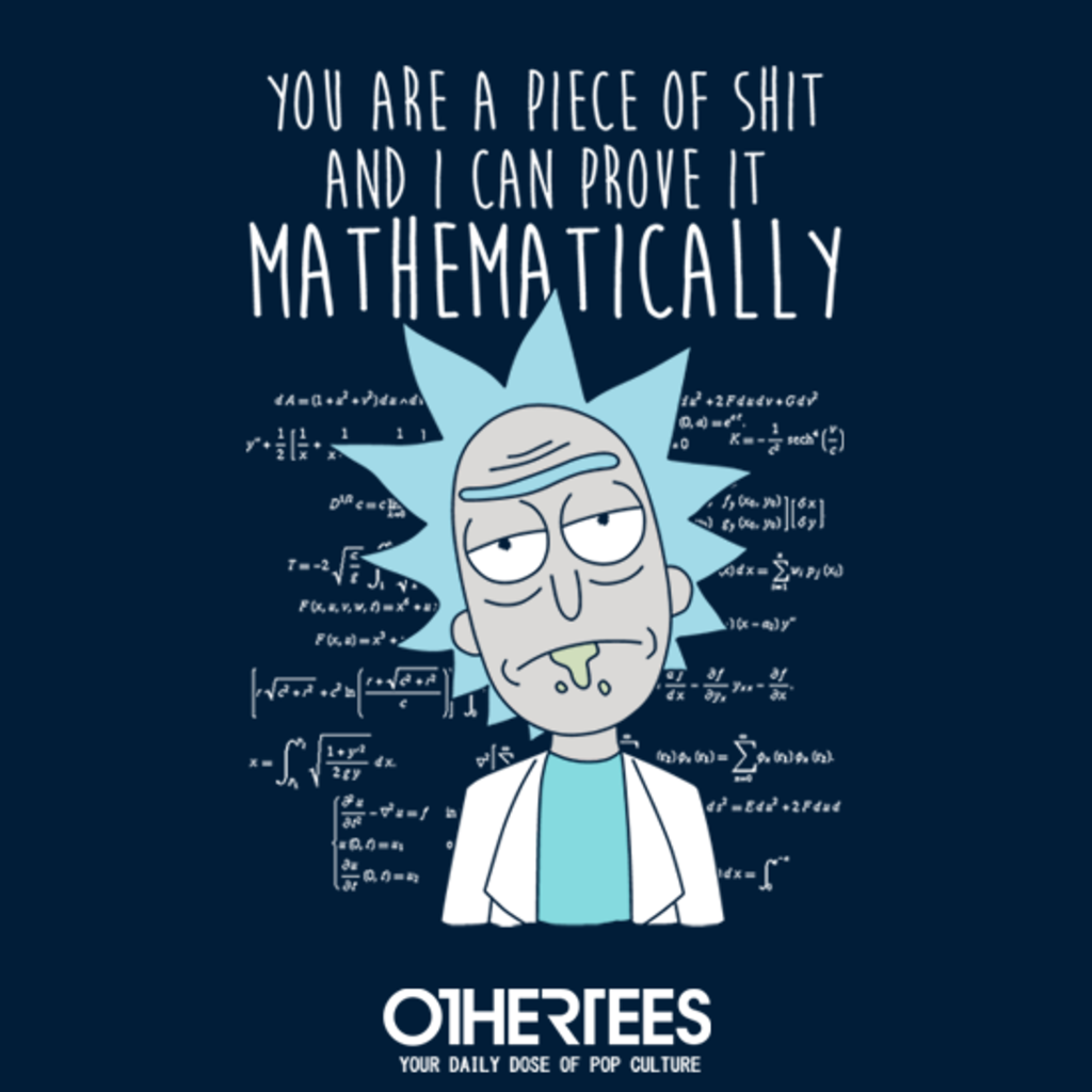OtherTees: Mathematically