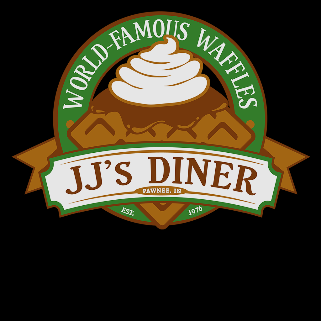 Pop-Up Tee: JJ's Diner