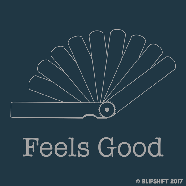 blipshift: I Feel Good