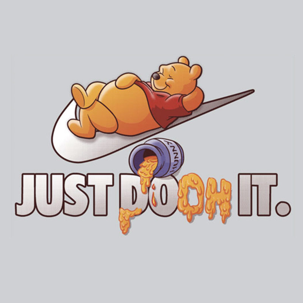 Pampling: Just Pooh it