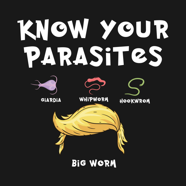 TeePublic: Know Your Parasites
