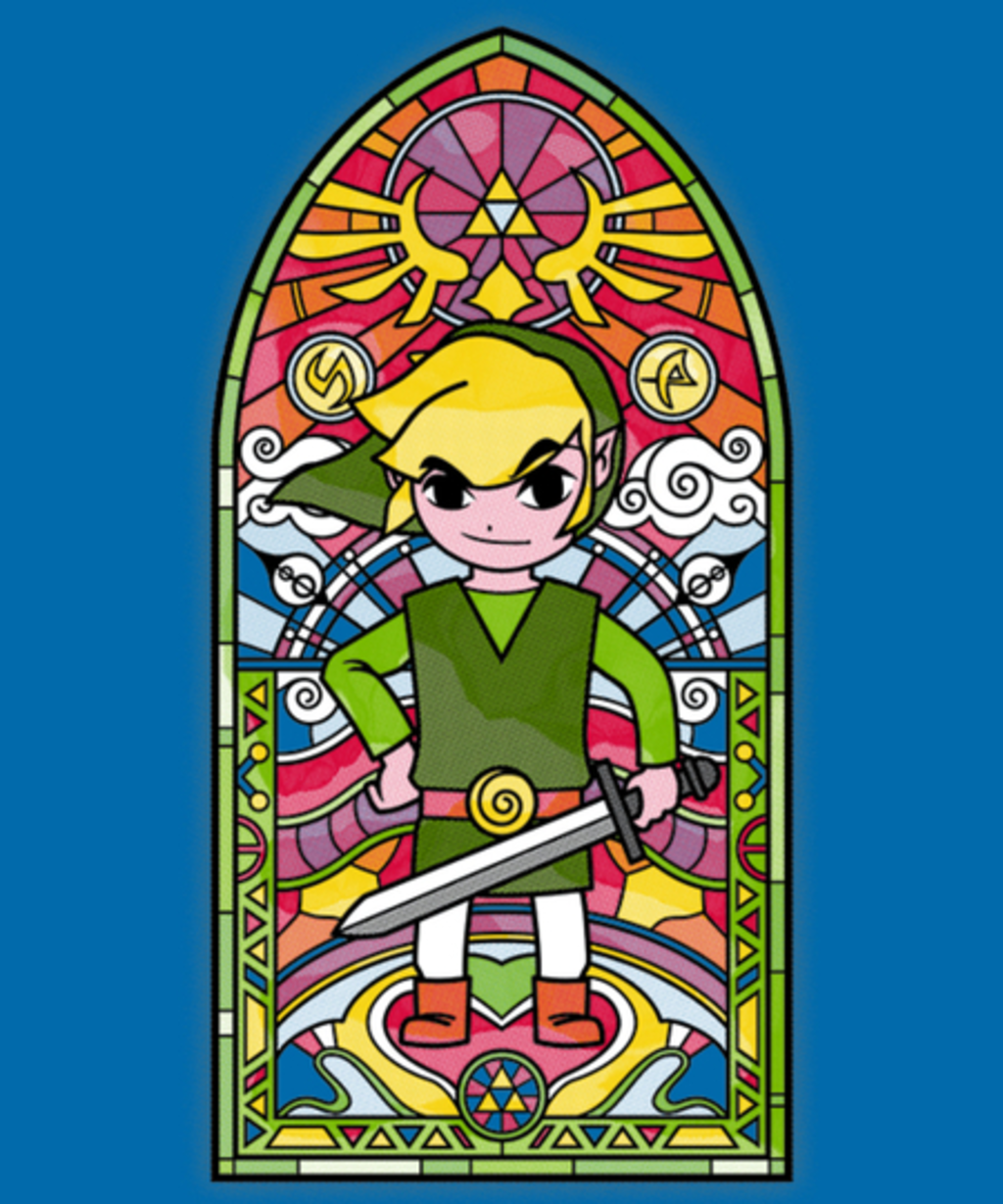 Qwertee: Protector of Hyrule