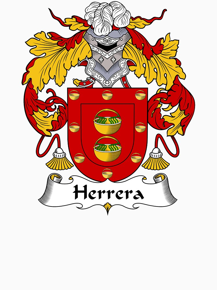 RedBubble: Herrera Coat of Arms/Family Crest
