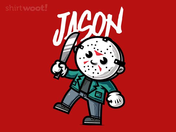 Woot!: It's Jason