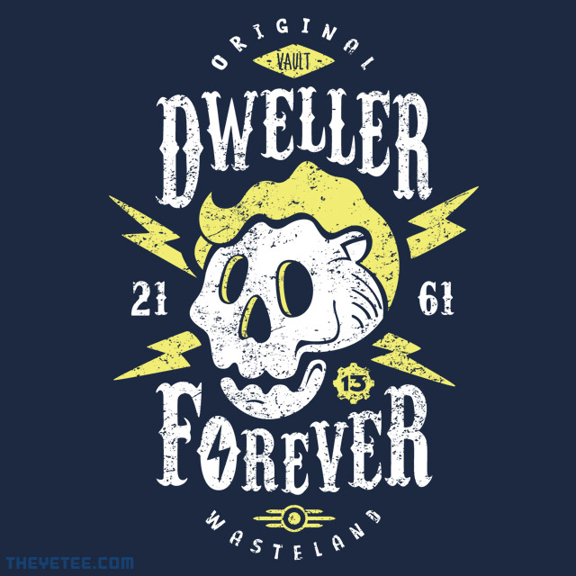 The Yetee: Dweller Forever
