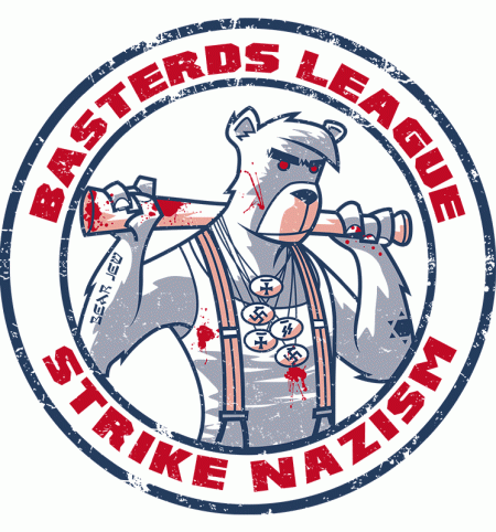 BustedTees: Basterds League