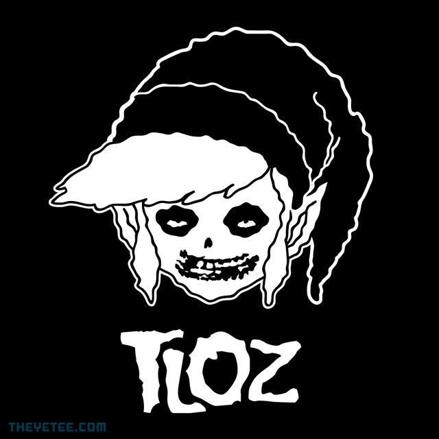 The Yetee: TLOZ CLUB