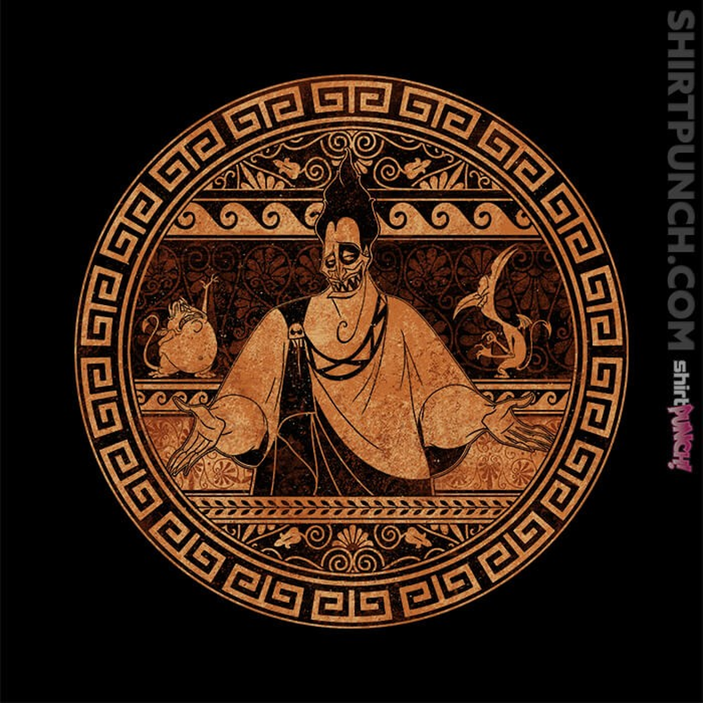 ShirtPunch: Hell's Urn