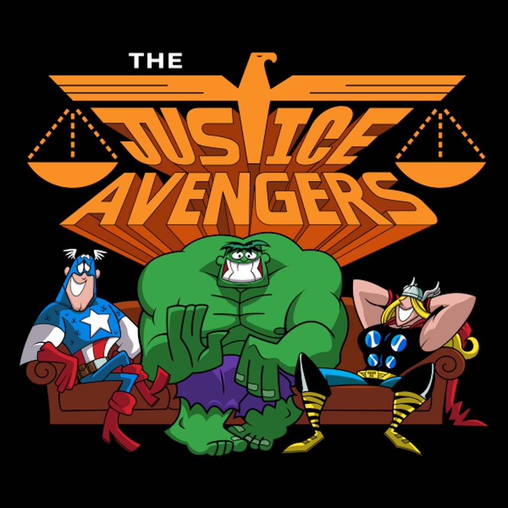 NeatoShop: The Justice Avengers
