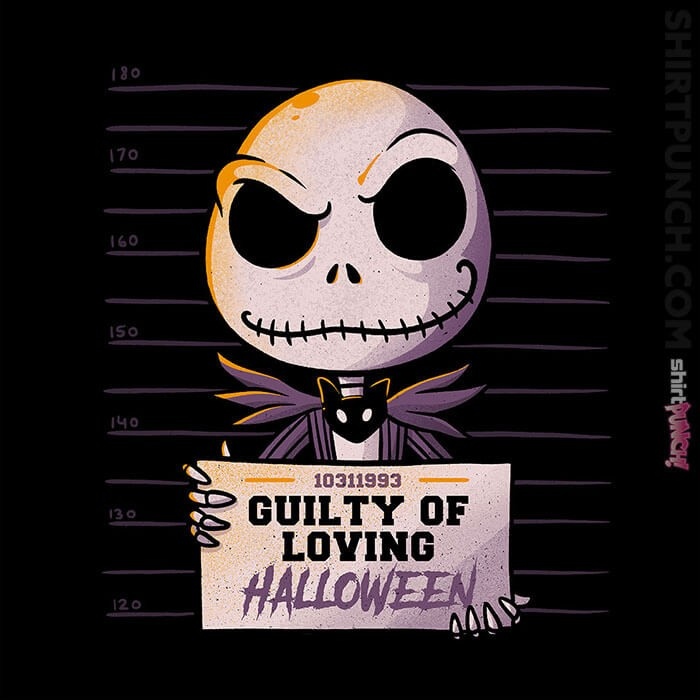 ShirtPunch: Guilty Jack