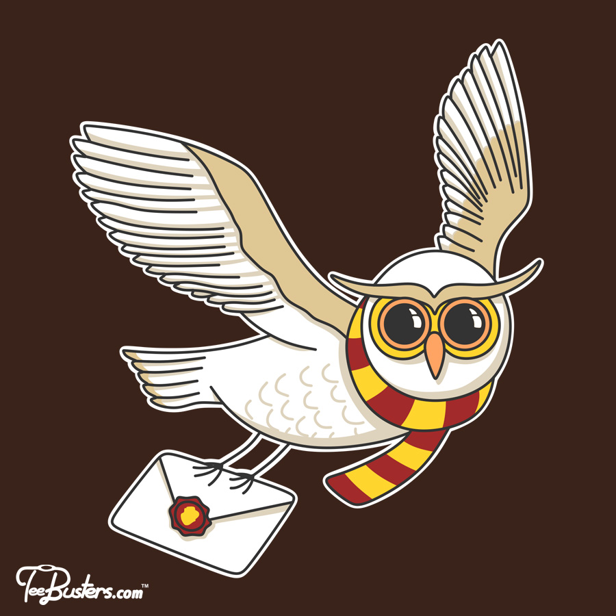 TeeBusters: Owl Post
