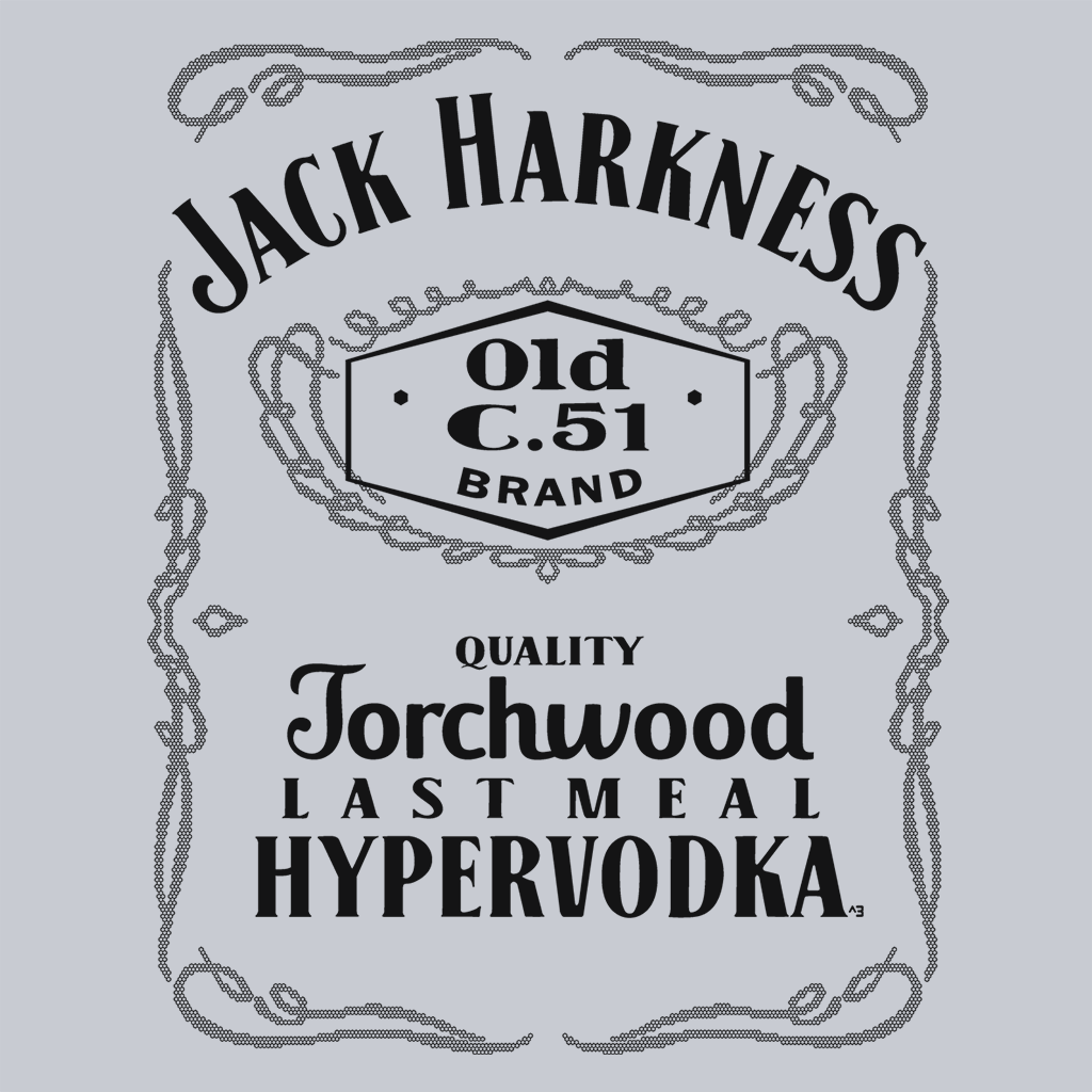 Pop-Up Tee: Jack Harkness Hypervodka